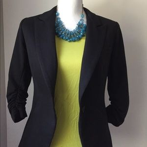 The Limited XXS Lime green tip business casual